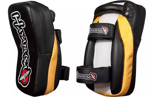 Hayabusa Curved Thai Pads | MMA Inspired