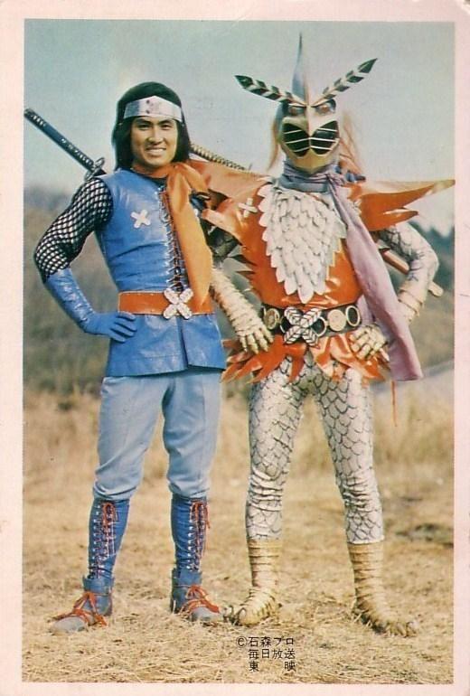 変身忍者 嵐 japanese superheroes japanese monster kaiju monsters
