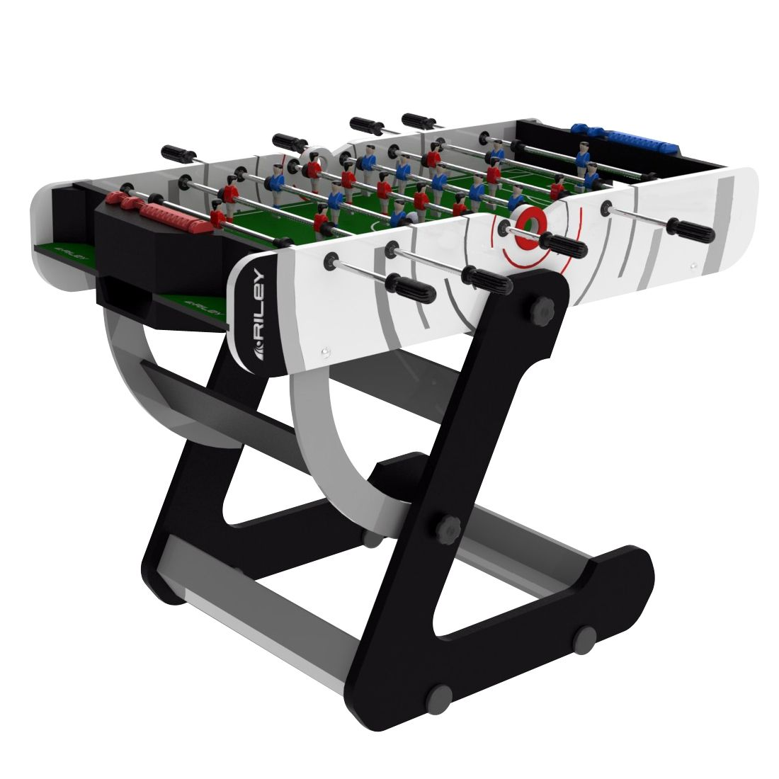 Genial Riley Folding Foosball Table