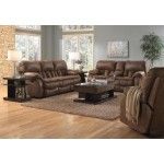 Catnapper - Madden 2 Piece Power Reclining Sofa Set in Canyon - 61071-S+L