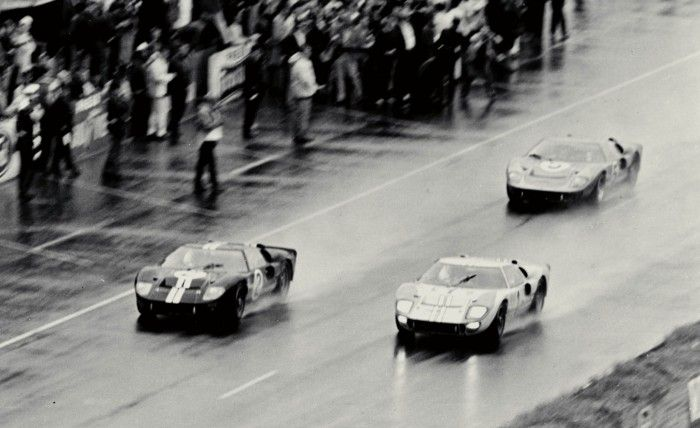 The Vilification Of Leo Beebe Ford S Mission To Win Le Mans In