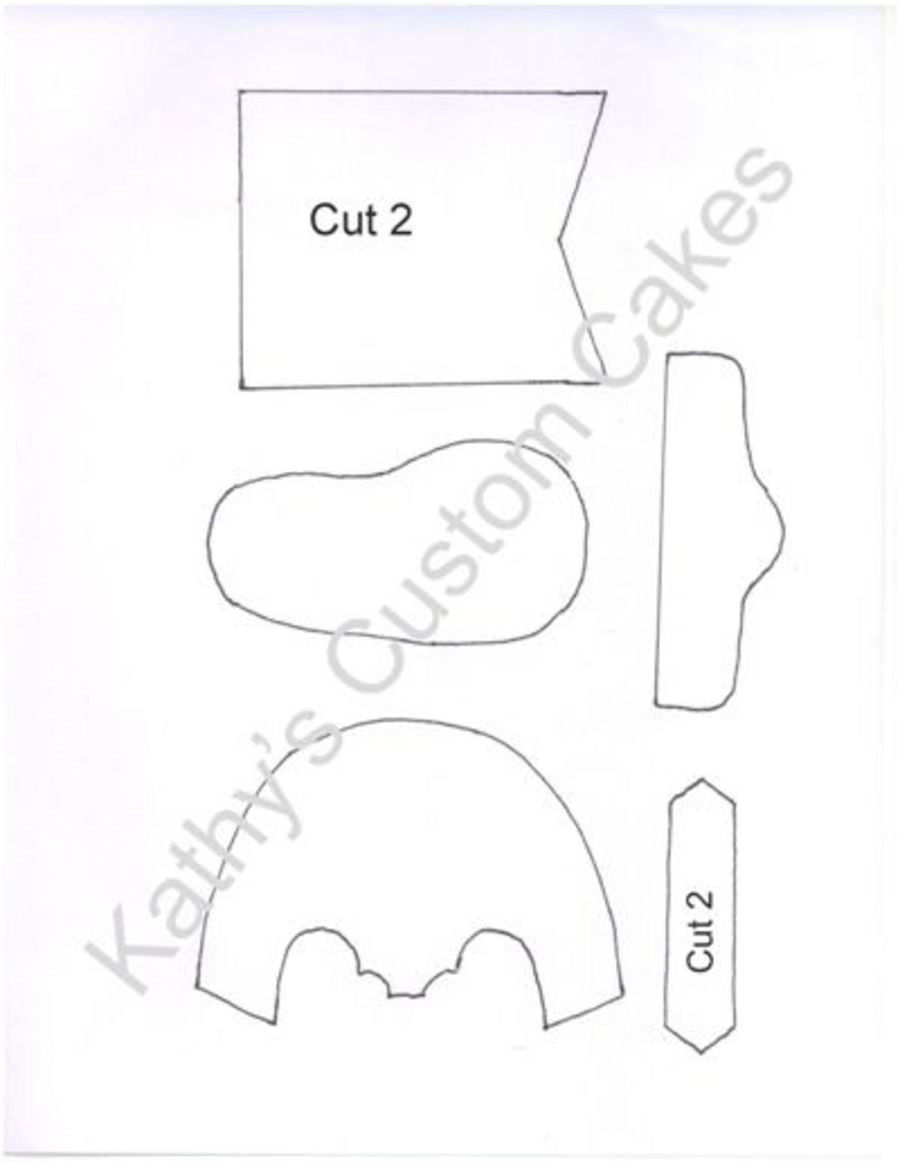 Comfortable Fondant Baby Shoe Template Contemporary - Wordpress ...