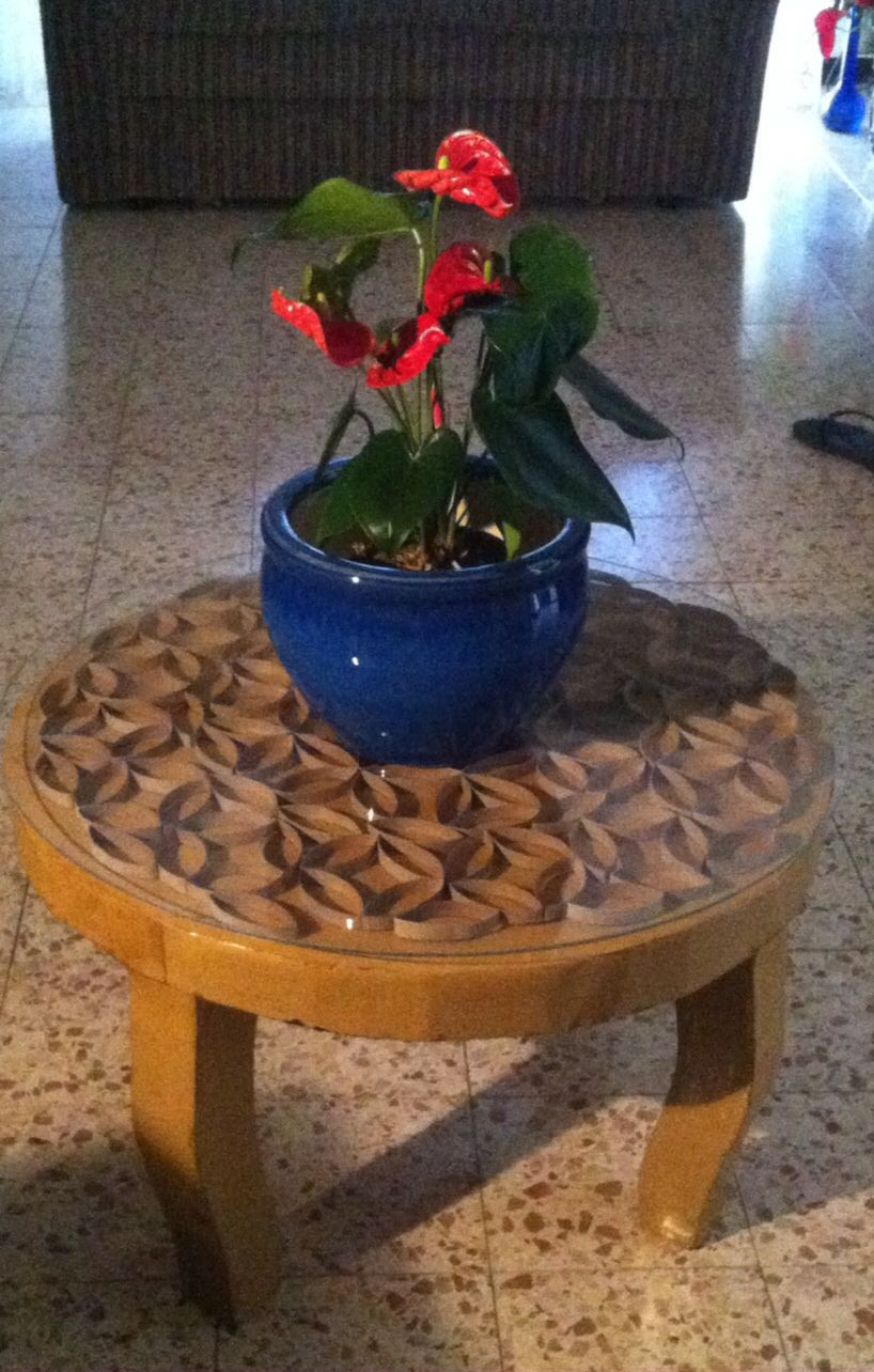 Cardboard Coffee Table Pinterest Cardboard  # Meuble Tv Fly Snaile Montage