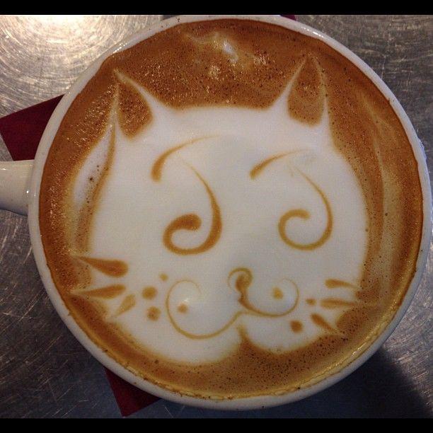 latte bekommen