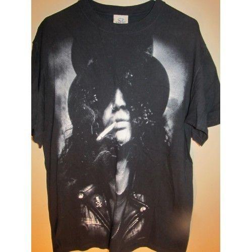 Slash Guns N' Roses tour shirt , Large - Apparel