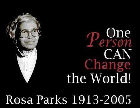 Womens History February 4 Rosa Parks Rosa Parks Quotes