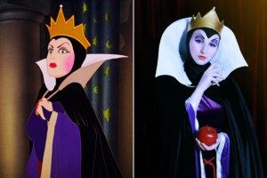 """Cosplay of the Day: 'Snow White""""s Evil Queen Is Divine"""