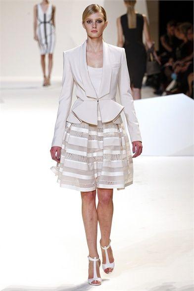Sfilata Elie Saab Paris - Collezioni Primavera Estate 2013 - Vogue @Adele Menale