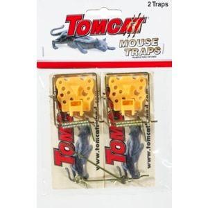 Tomcat Wood Mouse Traps #mousetrap
