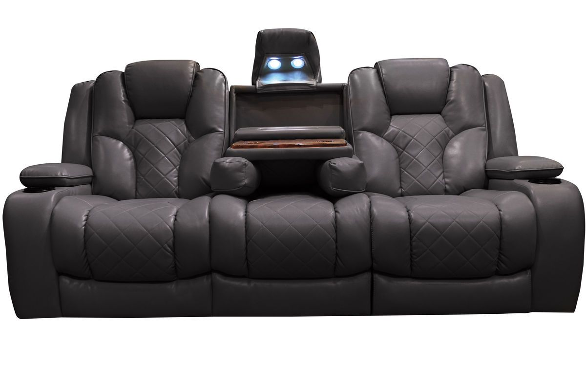 Awesome Power Reclining Sofa Good Power Reclining Sofa 57 For