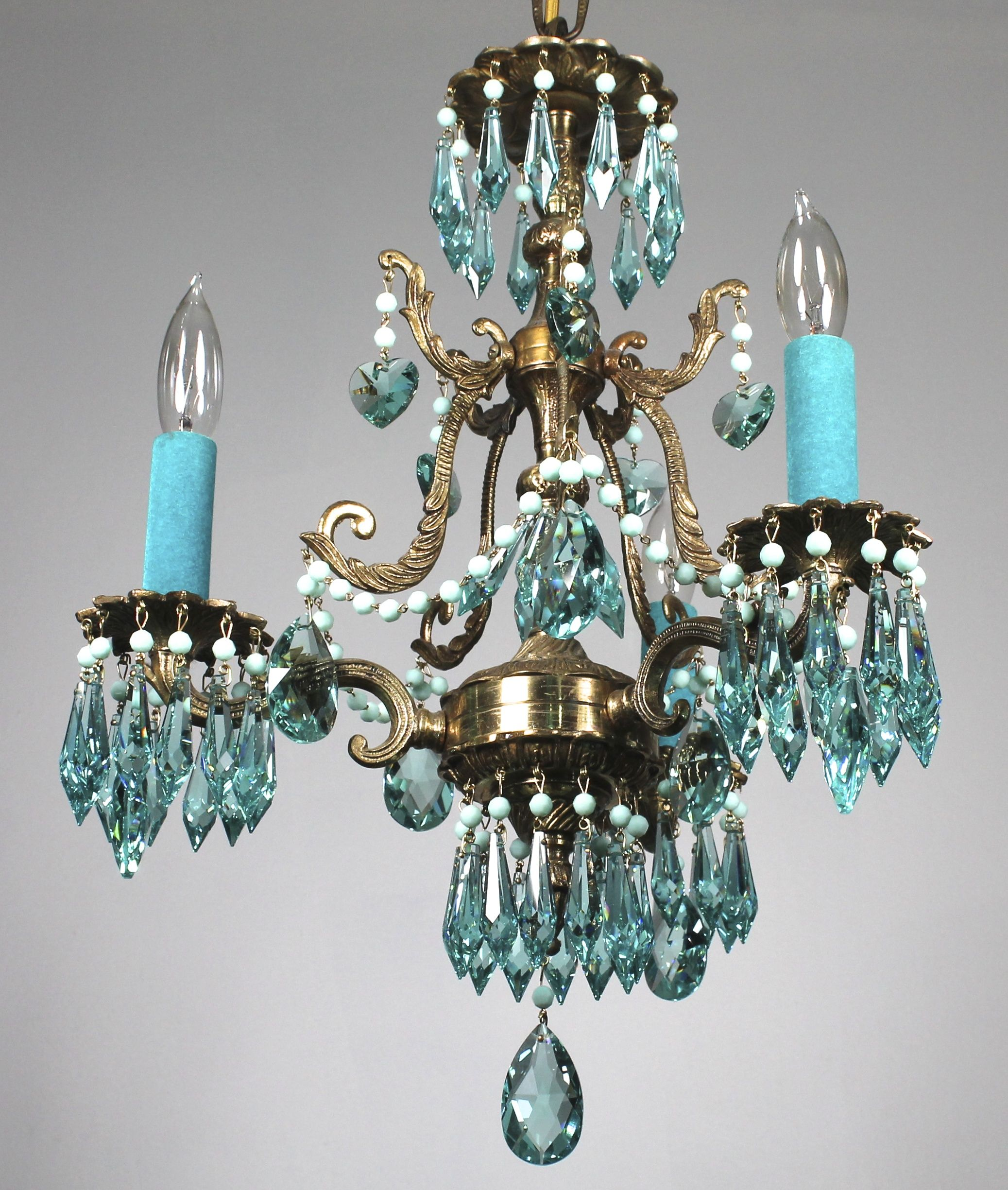 SWAROVSKI CRYSTAL CHANDELIER TIPS | Chandeliers, Shabby and Apartments