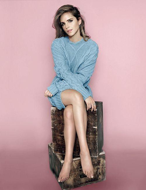 Emma Watson sexy Füße