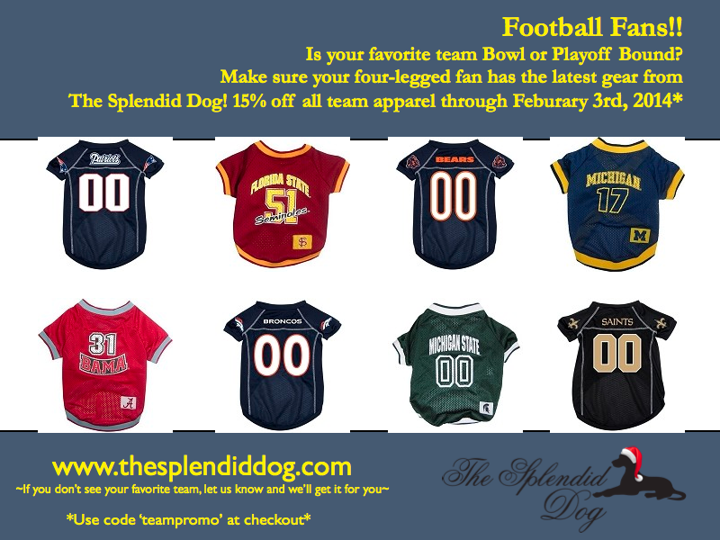 College Bowl Games Nfl Playoffs Hockey Basketball Are Starting Make Sure Your Best Buddy Is Cheering Loud And College Bowl Games Spirit Gear Team Apparel
