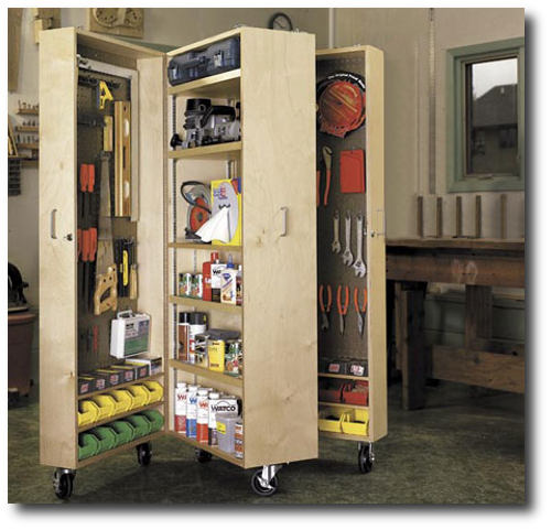 Woodworking tool cabinet wood craft tools garage organization garage storage storage ideas - Wood cabinet design software ...