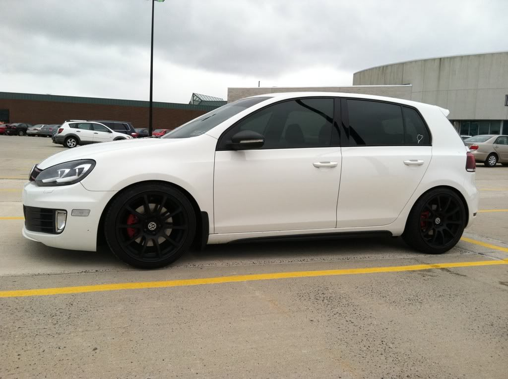 Vw Gti Forum >> Official Candy White Golf Gti Thread Page 75 Vw Gti