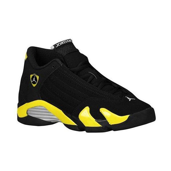 the latest f49cc 62799 Jordan Retro 14 Boys' Grade School ($120) ❤ liked on ...