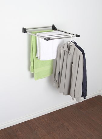 Walmart Clothes Hanger Rack Beauteous Laundry Rack  Walmart  Laundry Room  Pinterest  Laundry Laundry Design Decoration