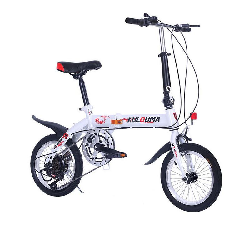 Hot Sale 16 Inches 14 Inch Folding Bike V Brakes Children Bicycle