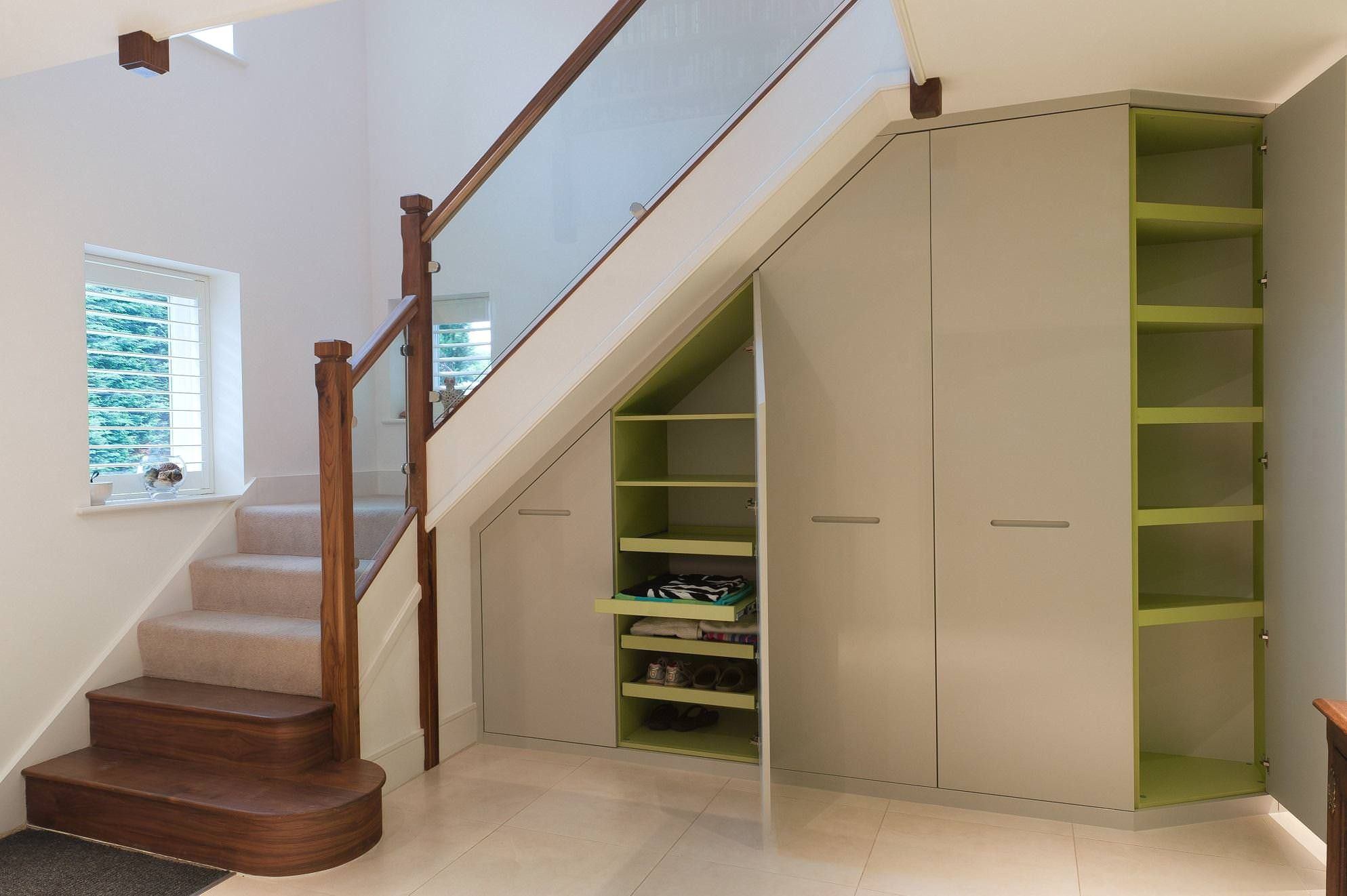 Under Stairs Storage Ideas Ikea The Decoras Jchansdesigns Under