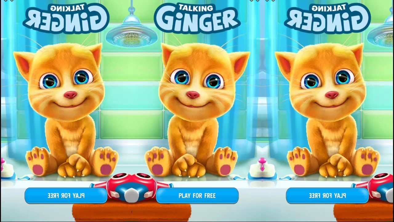My Talking Tom And friends Android Gameplay Great Makeover