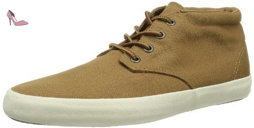 Vans M DEL NORTE TOBACCO BROWN, Baskets pour homme ...
