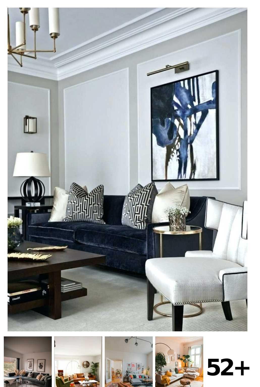 navy blue and white living room decor  internal home