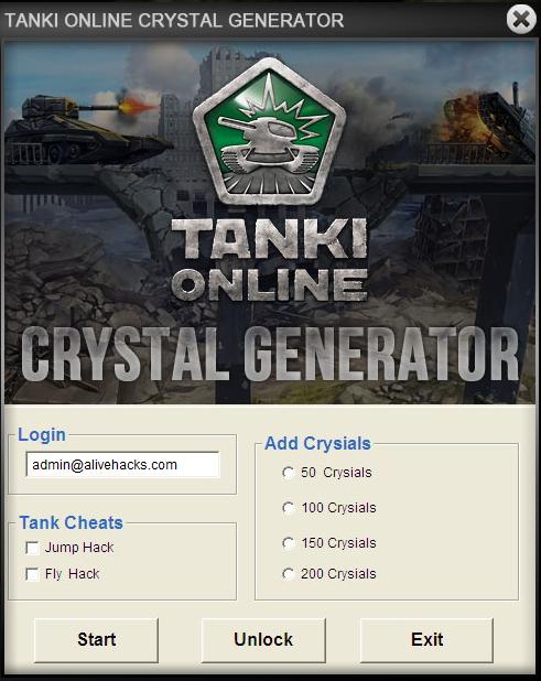tanki online crystal generator no activation code no survey