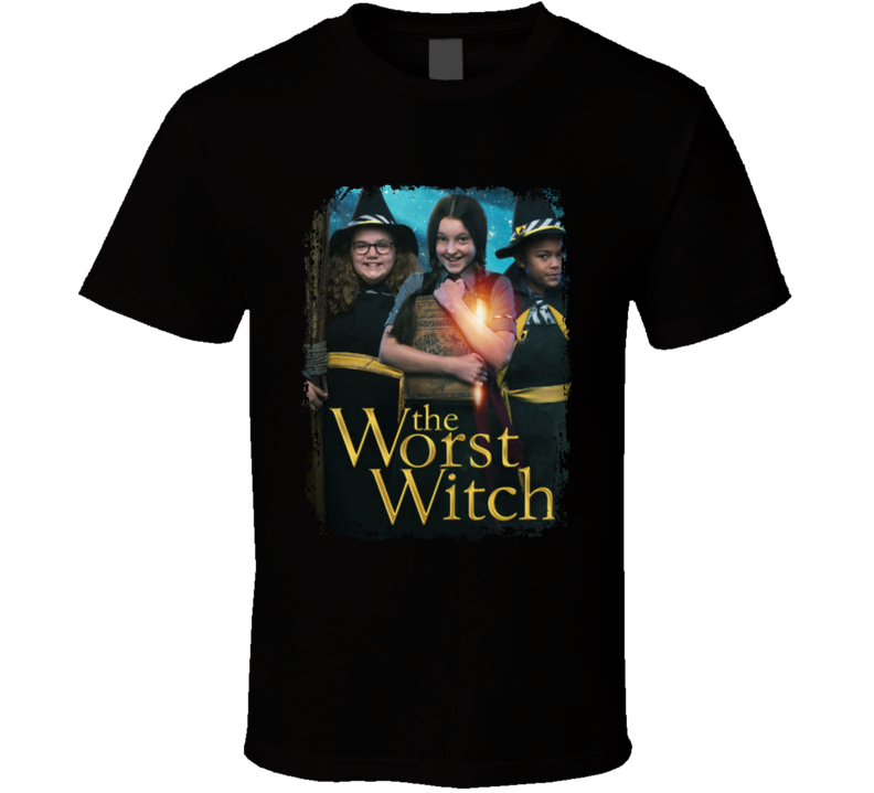 The Worst Witch Scary Kids Movie Halloween T Shirt in 2019
