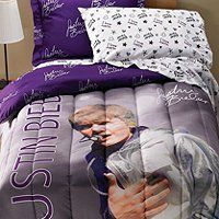 Justin Bieber Bed In A Bag Comforter And Sheets Twin By Crb