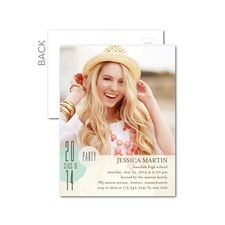 Sentimental Journey Graduation Cards