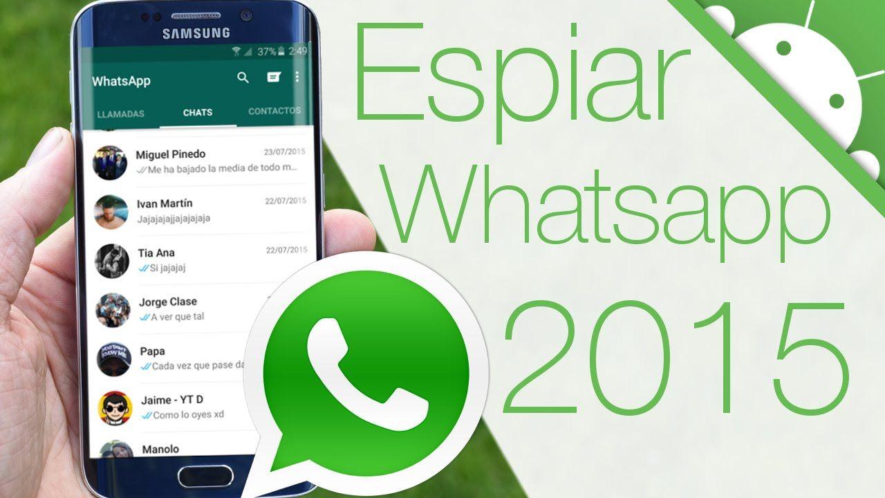 Cómo puedo leer los WhatsApp de otro móvil