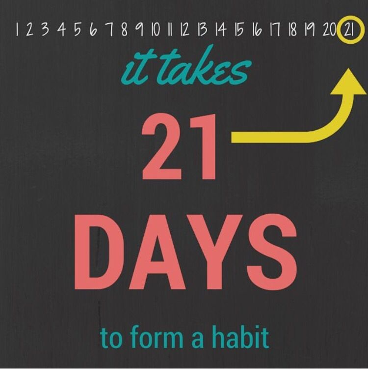 21 days to a healthier, happier you! Are you ready???