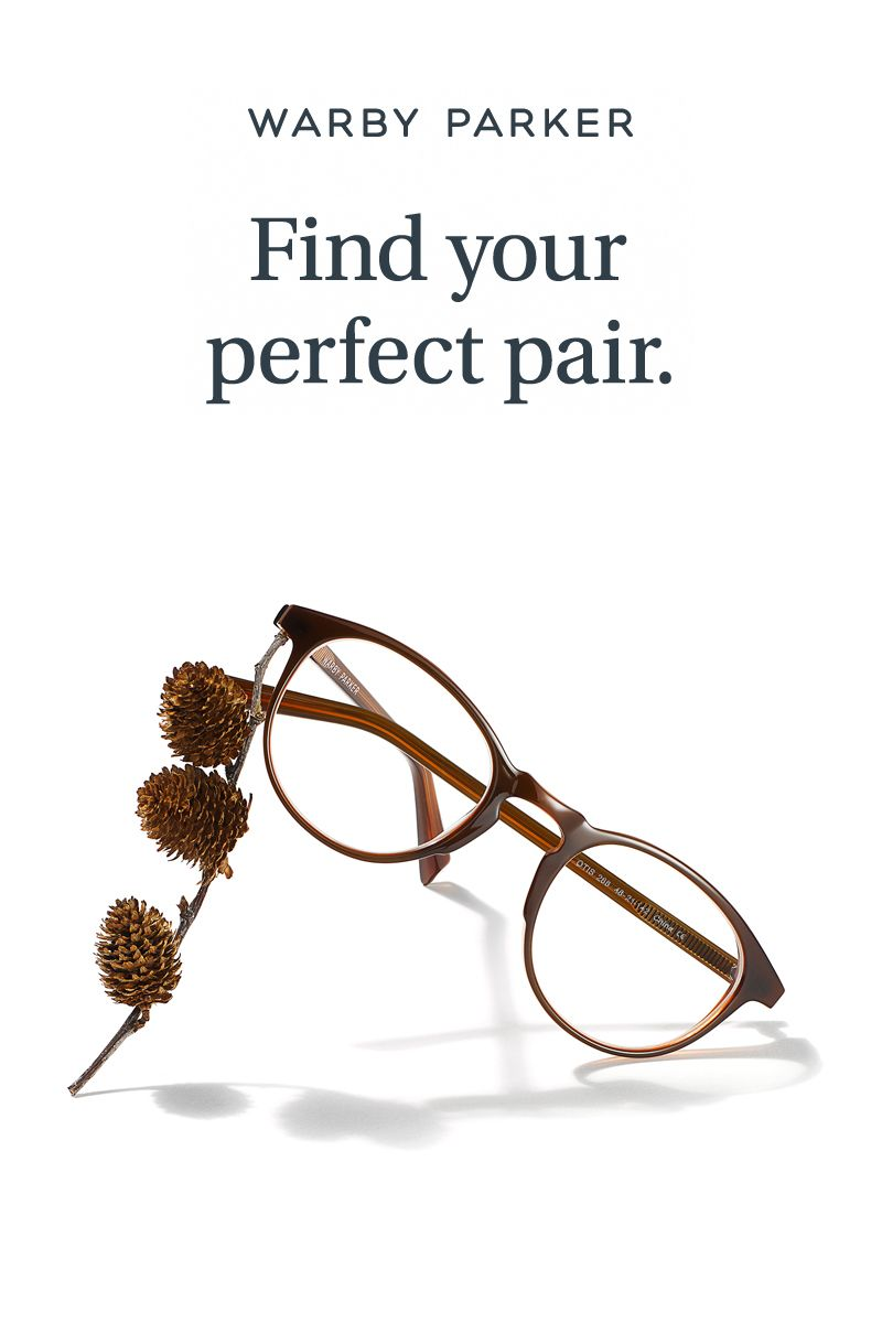 We introduced 7 new frames and 6 new colors in our Fall Collection ...