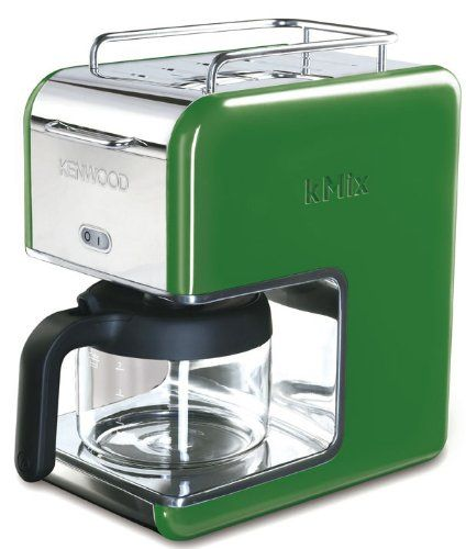 Kenwood Kmix Boutique Cm025 Filter Coffee Maker Bright Green Http Www