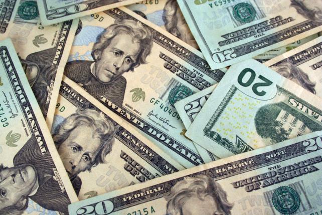 2 Year Anniversary Of The Jobs Act Twenty Dollar Bill Dollar Bill Textured Background