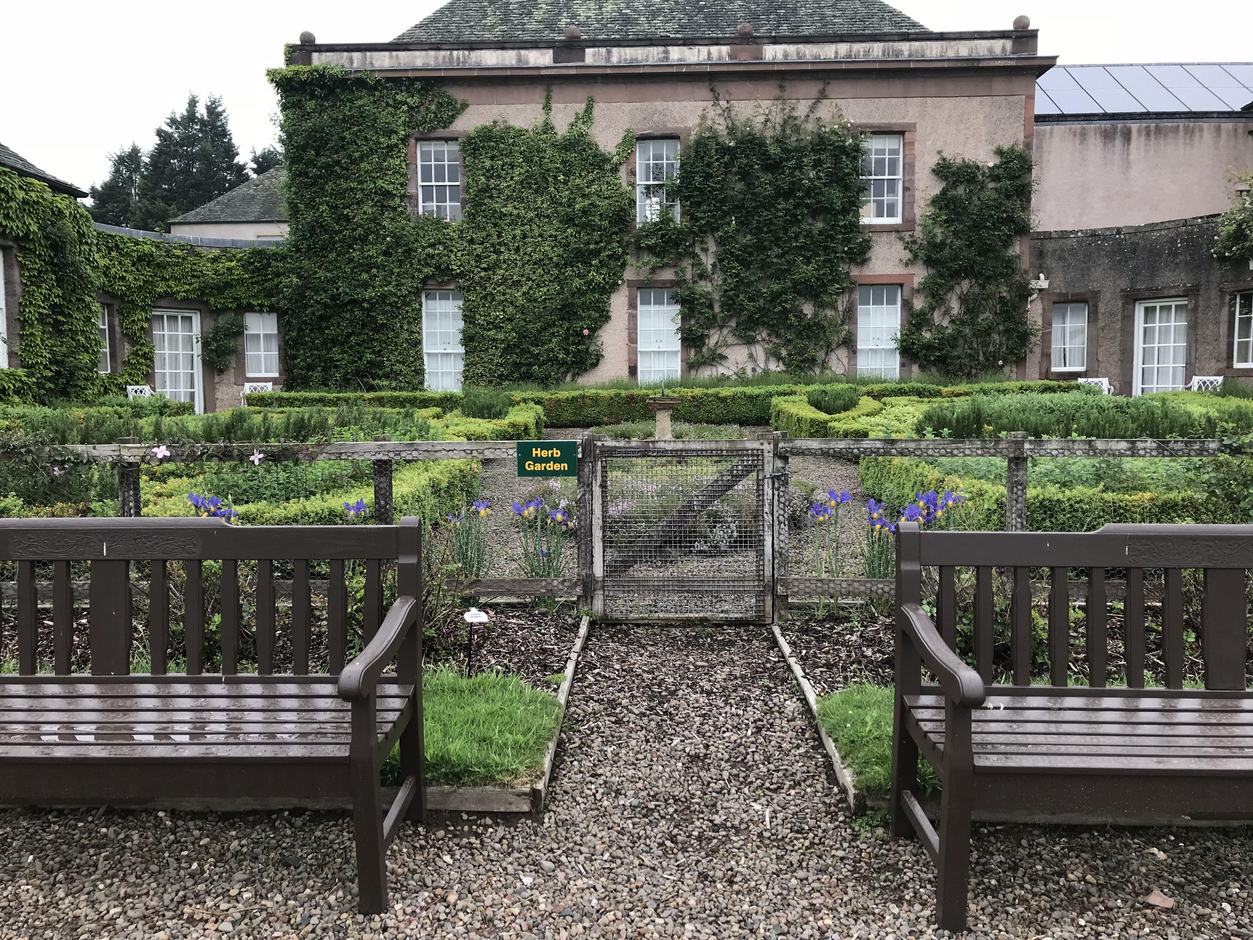 Monteviot Herb Garden