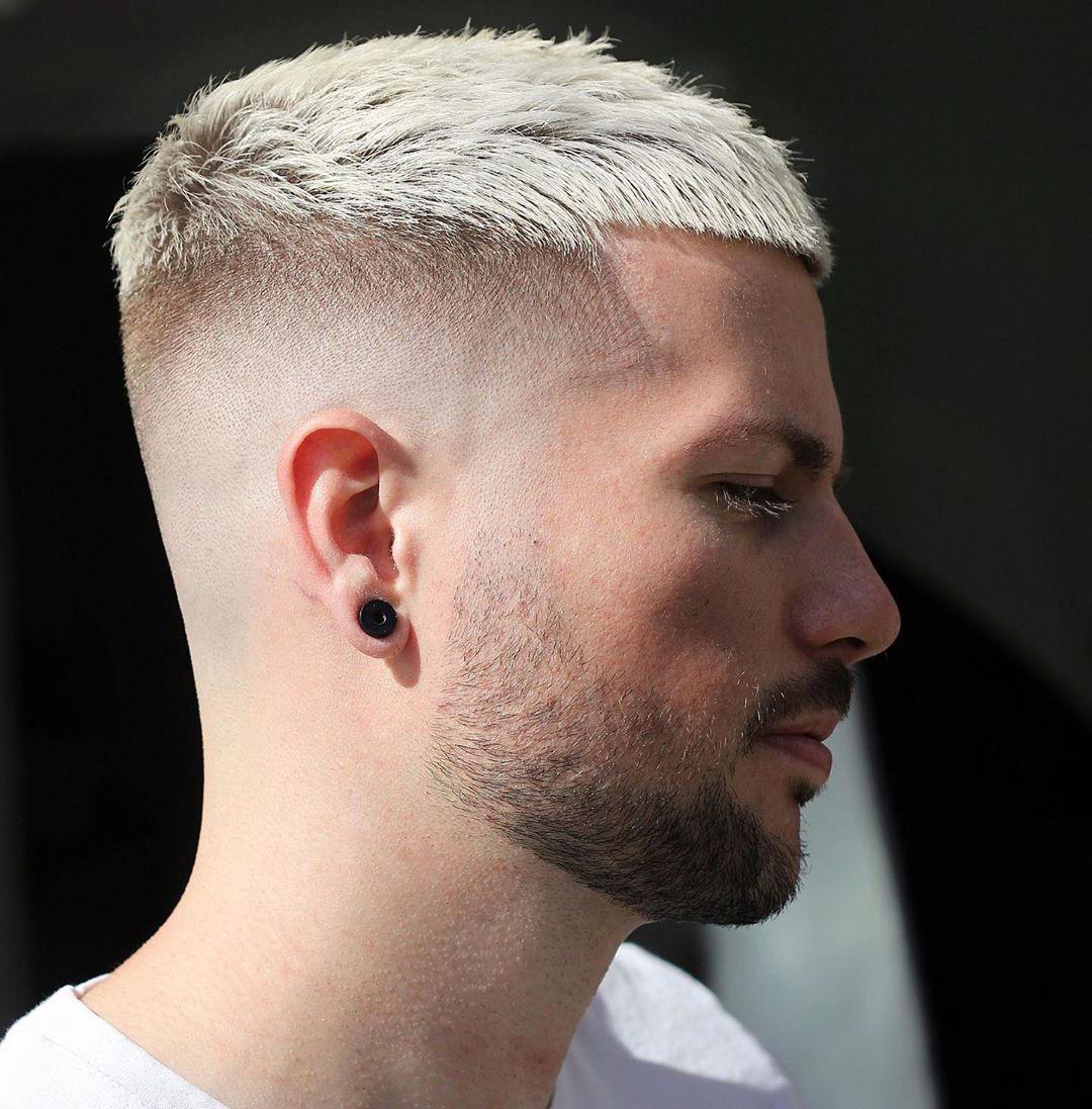 18++ Mens skin fade haircut ideas
