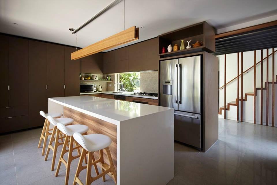Diseño de cocinas modernas 2016-2017   Cocinas   Pinterest   Diseño ...