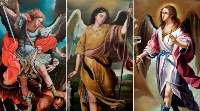 Sete Coisas Sobre Os Arcanjos Gabriel Rafael E Miguel Que Talvez