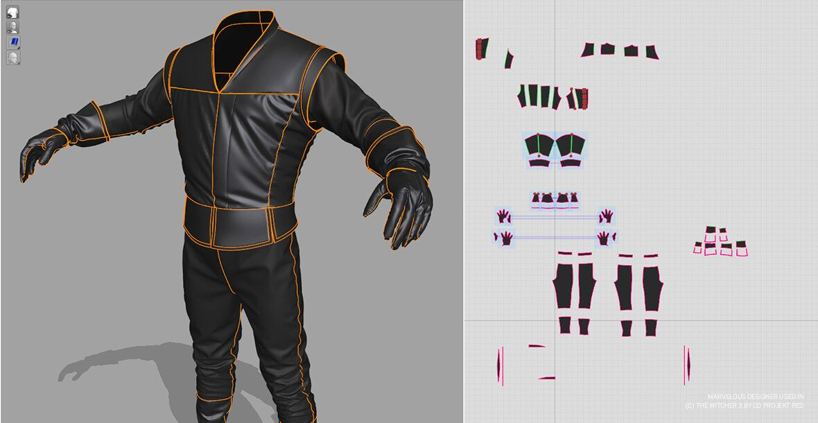 Clo Virtual Fashion Inc Has Released Marvelous Designer 6 Personal For Steam With Good Performanc Marvelous Designer Designer Clothing Patterns Clothes Design