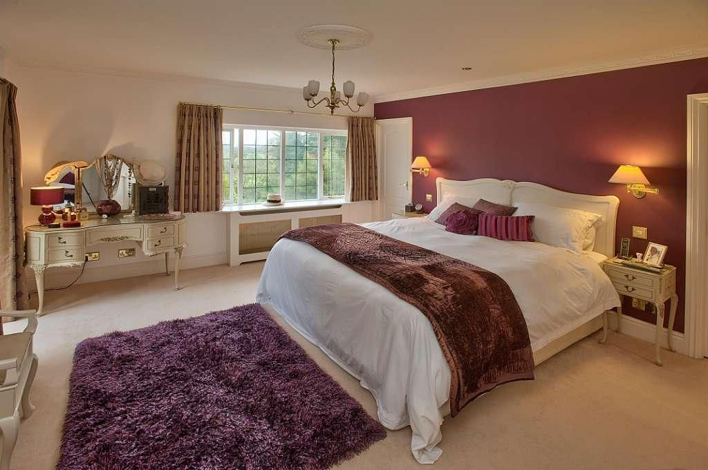 Exceptionnel Purple And Beige Bedroom Ideas