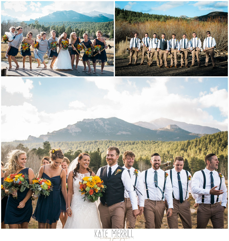 Colorado Mountain Wedding Venue Wild Basin Lodge