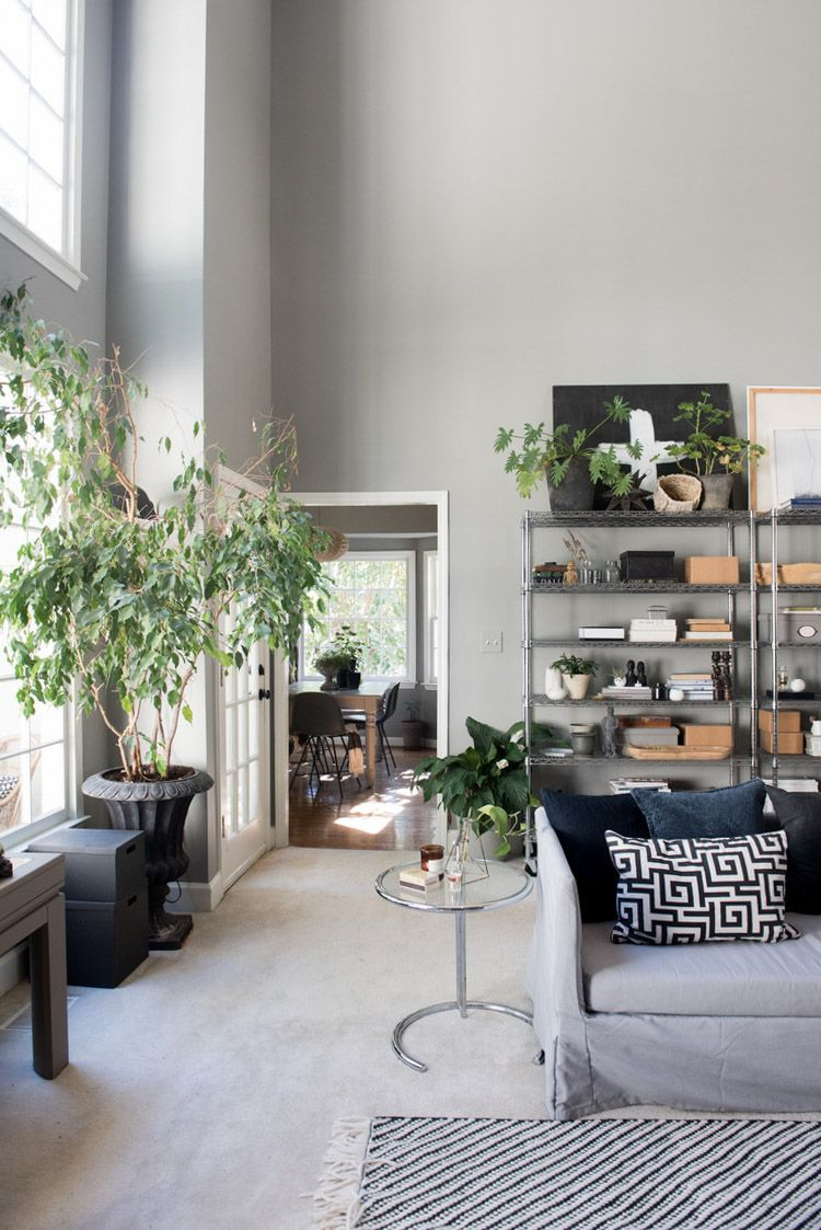 American Home Makeover my scandinavian home: an american home gets a scandinavian