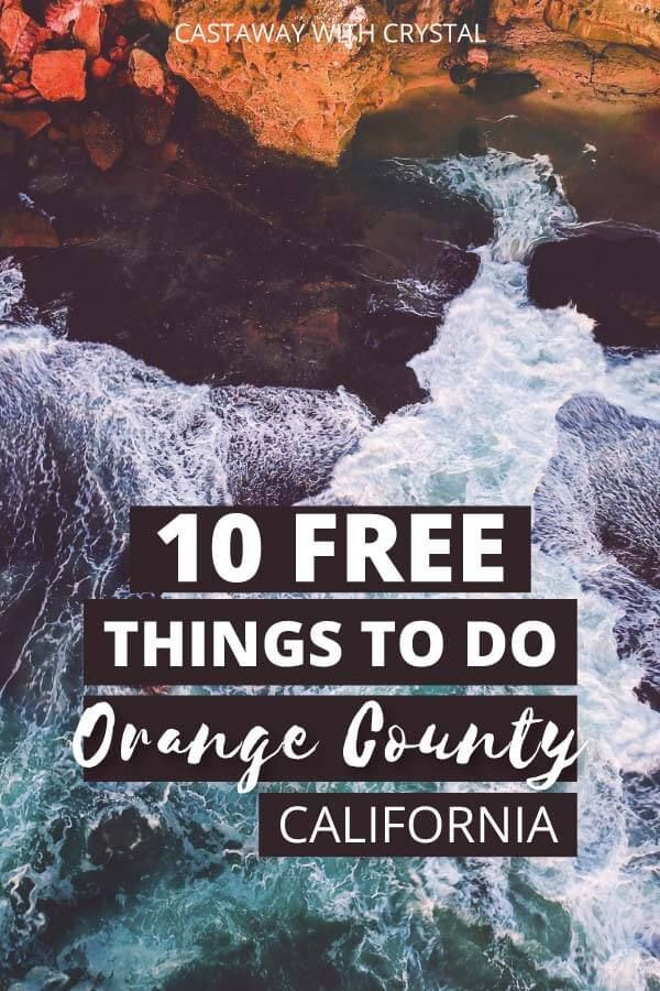 The 10 Best FREE Things to Do in Orange County, California. The USA can be expensive - but with this awesome list of free activities in the OC, you can give your wallet a much needed break! The best beaches, nature centres and markets.