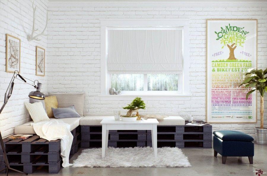 Fancy Bonsai Plant In Home Interior Decoration
