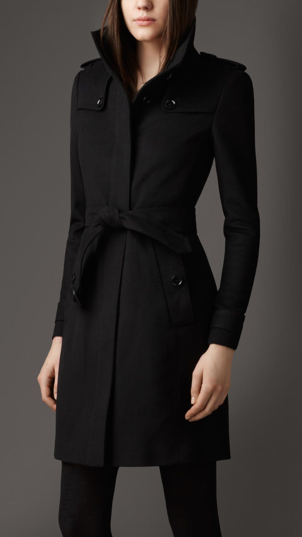 Wool / Cashmere Coat | WE Apparel | Pinterest | Coats, Wool and Track