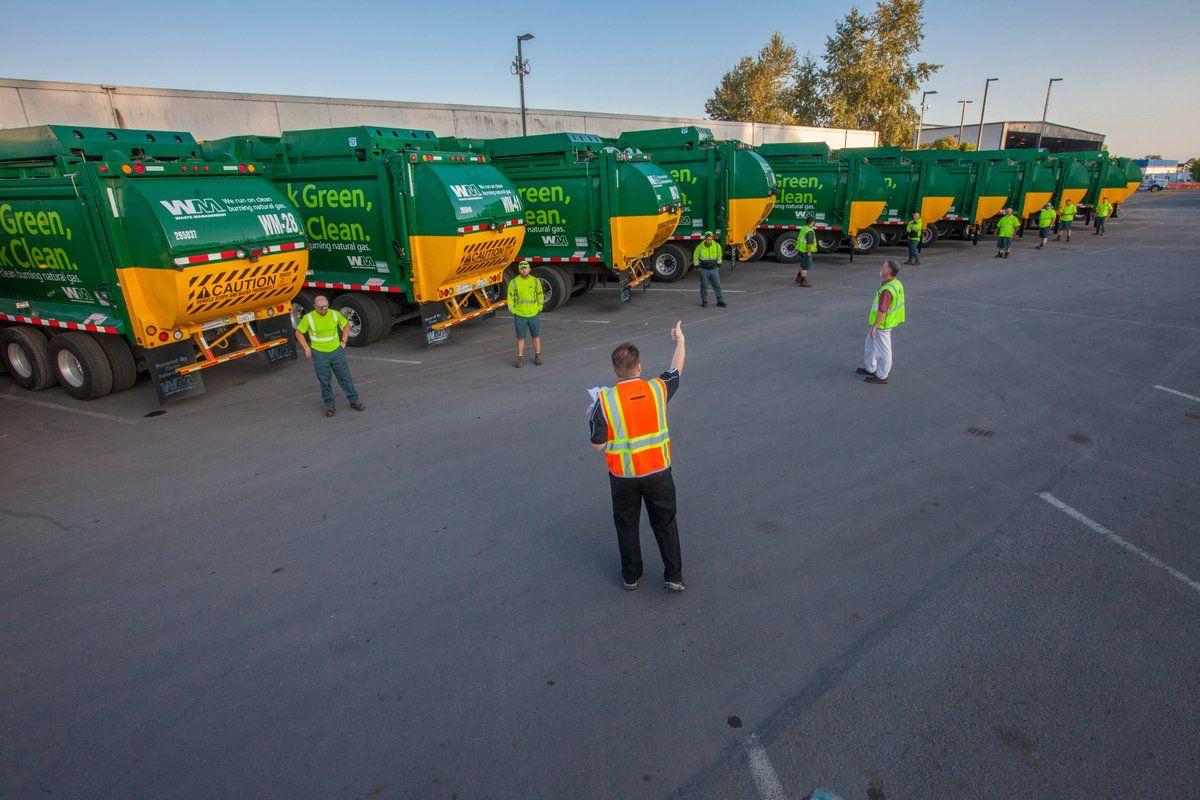 Waste Management is seeking a Diesel Mechanic - $2500 Sign