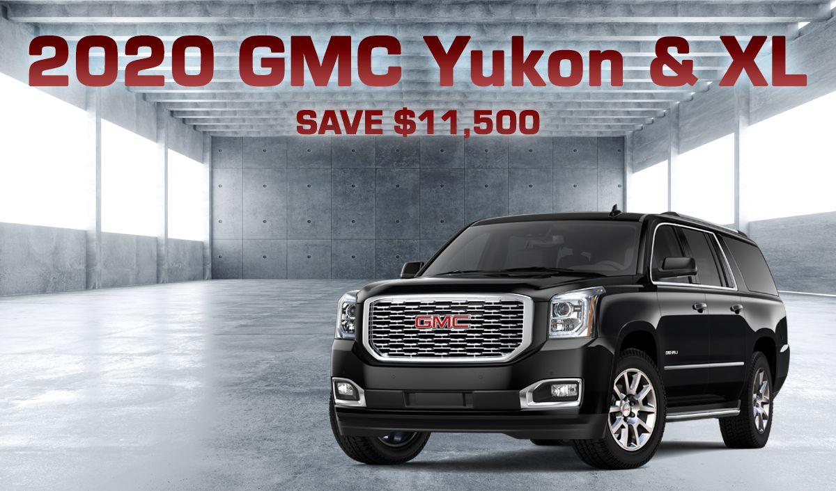 July Deals Gmc Yukon Xl In 2020 Gmc Yukon Gmc Gmc Yukon Xl
