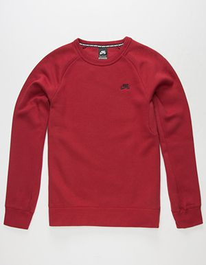 Vintage TOMMY HILFIGER Knit Cotton Sweater Crewneck Jumper Embroidered Small Logo Maroon Color Streetwear Casual Clothing Chest 20