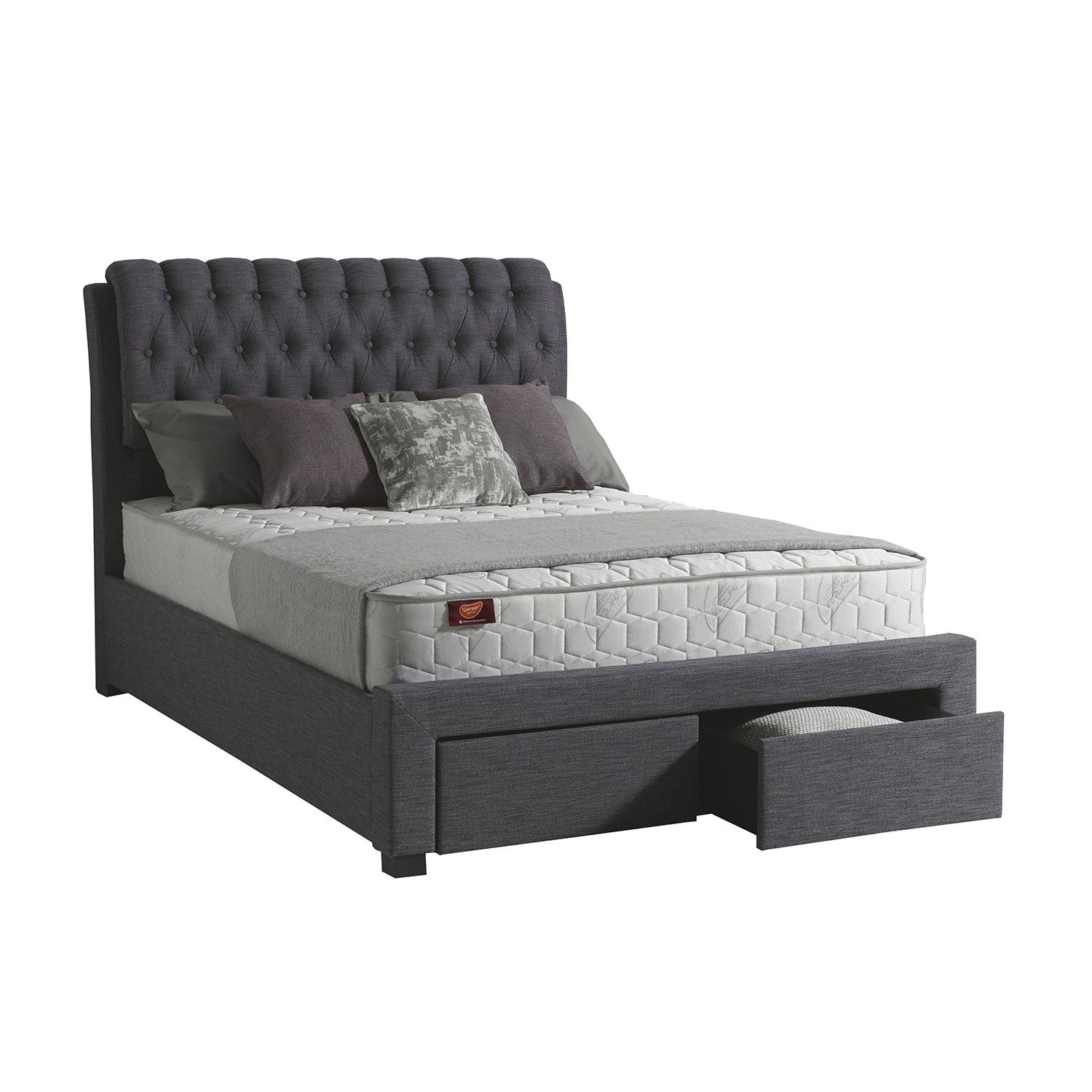 Sareer Lovton Bed Frame  up to 60% OFF RRP  Next Day - Select Day ...